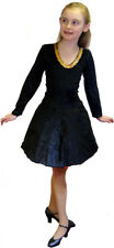 IRISH/CELTIC Dance Dress with Petticoat all Ages