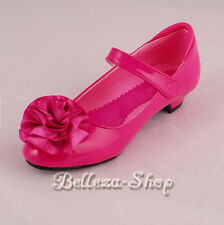 Wedding Flower Girl Pageant Dress Shoes Size 11.5-4