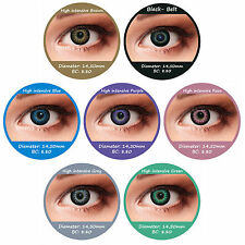 Colored contact lenses 3 months lenses