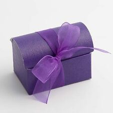 Cadbury Purple Cofanetto Chest Wedding Favour Boxes