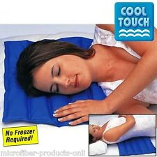 Cool Touch Cushion Therapy Seat Pad, Shoulder or Back