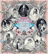 SNSD Girls' Generation - The Boys (3rd Album) CD + Booklet + Poster + SNSD Socks