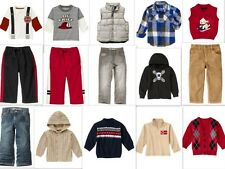NWT Gymboree all in sz 3 4  FIRE TRUCK Winter Sweater Pants Jeans Hoodie