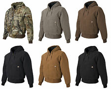 DRI DUCK Canvas Boulder Jacket, 4 TALL Sizes, 8 Colors, Camo, Work Coat (5020T)