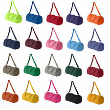 Liberty Bags Recycled Small Duffle, Gym / Workout bag In 26 Colors,  (8805)