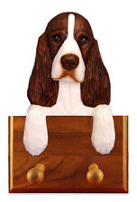 English Springer Spaniel Dog Topper Leash Holder. In Home Wall Decor Products.