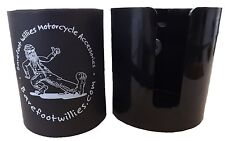 Barefoot Willies Cool Rider Motorcycle / ATV Cup Holder  All Bar Sizes-Guarantee