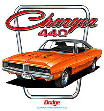 1968 - 1969  Dodge Charger T-Shirt