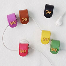 Cable Roll Holder Winder for MP3 iPod iPhone_JAM STUDIO_Ribbon Earphone Winder