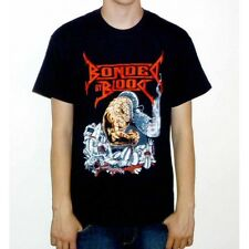"""Bonded By Blood """"Prototype Death Machine"""" T-shirt - NEW OFFICIAL exiled to earth"""