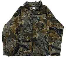 Polar Type Fleece Full Zipper Camo L/S Fleece Regular & XX Big Sizes USA Made