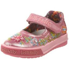 Lelli Kelly LK9431 Candy Baby Mary Jane Pink shoes NEW Pink Beaded Sparkle NEW