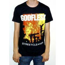 """Godflesh """"Streetcleaner"""" T-shirt - pure slavestate songs love hate cold world"""