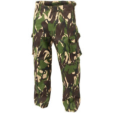 BRITISH ARMY SOLDIER 95 COMBAT MENS TROUSERS MILITARY CADET PANTS DPM CAMO 28-54