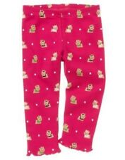 GYMBOREE PUPS AND KISSES RED YORKIES A/O LEGGINGS 3 6 12 18 24 2T 3T 4T NWT