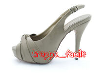 P12 scarpe FRANCESCO MILANO shoes DO47S GHIACCIO