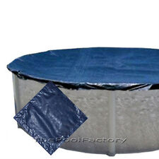 WINTER POOL COVERS for Round & Oval Above Ground Swimming Pools