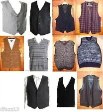 Mens Vest - Pick 1 from drop down menu