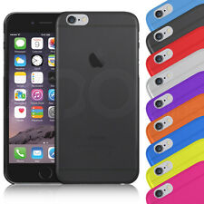 HARD SLIM CRYSTAL BACK CASE COVER SKIN FOR APPLE iPHONE WITH SCREEN PROTECTOR