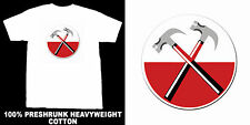 Pink Floyd Hammers logo The Wall  T Shirt