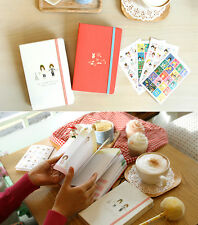 So Cute~!! Diary Journal Weekly Planner_7321 Okay Tina_Girl's Mind Vol.4_Undated