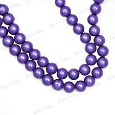 4/6/810mm Plexiglass Pearl spacer Round Loose beads Jewelry Finding wholesale
