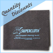 """SUPERCLOTH - Gray Full Size 14""""x18"""" Cloth - Set of 1, 2, 4, 6, 10 or 20"""