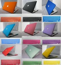 "9 Colors Rubberized Hard Case For Macbook Pro 13"" A1278(CD-Rom)+Keyboard Cover"