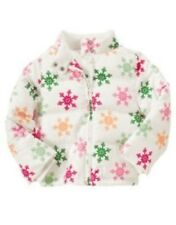 GYMBOREE CHEERY ALL THE WAY SNOWFLAKE PUFFER  JACKET 3 4 5 6 7 8 10 12 NWT