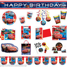 Disney Pixar Cars Party Balloons Decorations Tableware All In One Listing PA
