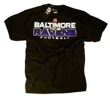 Baltimore Ravens NFL T-Shirt Team Logo Apparel Officially Licensed by The NFL