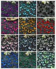 Perfect 10000(3sizes)Wedding Decoration Scatter Table Diamond Crystal Confetti