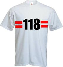 118 Fancy Dress Costume - Funny - Quality T-shirt
