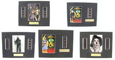 The Wizard of Oz Limited Edition Movie Film Cell Presentation -- Choose Design!