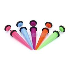 Wholesale 5pc Cheater Fake Ear Taper Stretcher Expanders Plugs Piercing Jewellry
