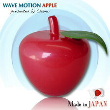 WAVE MOTION APPLE - for Personal Ionic Relaxation (Tourmaline): Made in Japan
