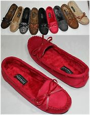 Brand New Women's Classic Warm Soft Fur Lined Slip On Casual Flats Shoes
