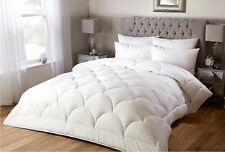 MICROFIBRE , FEELS LIKE DOWN DUVET QUILT , ALL SIZES AVAILABLE