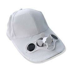 Solar Fan Golf Hat Cap Cooling Cool Fan for Baseball Hiking Fishing OutdoorSport