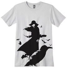 Meiko Kaji  T Shirt Airbrushed with stencils  scorpion lady snowblood kill bill