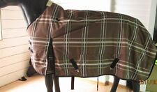Heavyweight 300g Turnout 600D Ripstop shoulder gusset and all straps - Brown