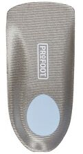 ProFoot Plantar Fasciitis Orthotic Supports, Relieve Heel Pads, Pressure, Pain