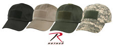 Army Military USMC Operator Tactical Baseball Cap Hat American Flag Velcro Patch