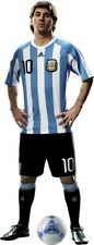 WALL STICKERS FOOTBALL Player Lionel MESSI Argentina Wall Vinyl Decal Sticker