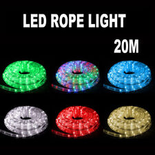 LED 20M PARTY CHRISTMAS WEDDING ROPE LIGHTS + 8 FUNCTION 720 LED'S
