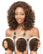 Vanessa Fifth Avenue Collection Synthetic Lace Front Wig - TOP LOXY