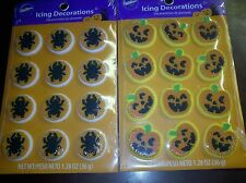 * NEW * Wilton * Halloween Icing Decorations for baking * U Choose One *