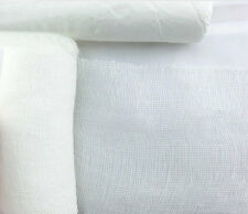 "Free Ship 1/5/10/20Yard Bleached Width 36"" Gauze Cheesecloth fabric muslin #50"