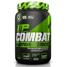 MusclePharm COMBAT POWDER Time Release Whey Protein 2 lb