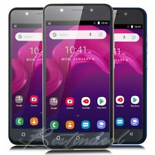 "5"" Dual Sim Android 6.0 Smartphone Quad Core Unlocked 3G/GSM T-Mobile Cell Phone"